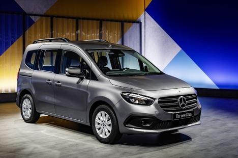 Inicio de ventas del nuevo Mercedes Citan Tourer