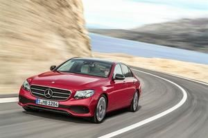 Nuevas motorizaciones en la Clase E de Mercedes