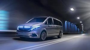 Concept EQV de Mercedes