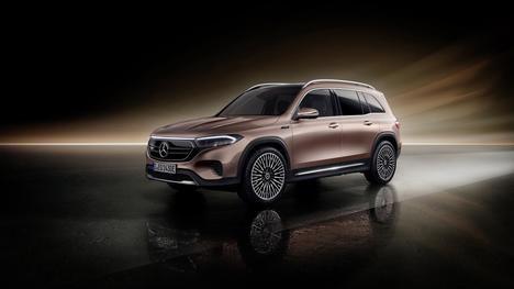 Nuevo Mercedes EQB