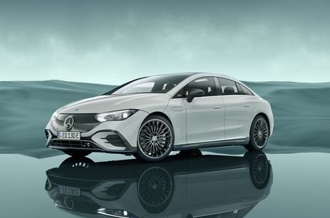 Nuevo Mercedes EQE