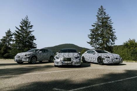 El Mercedes EQS llegará en 2021