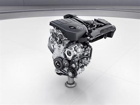 Mercedes GLA, nuevos motores