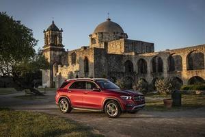 Mercedes GLE con tecnología EQ Boost de 48 V