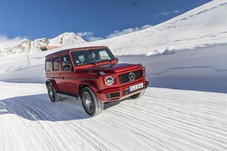 Ya se admiten pedidos del Mercedes G 350 D