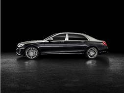 Novedades en la Clase S Mercedes-Maybach