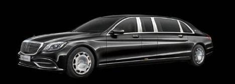 Novedades en el Mercedes-Maybach Pullman