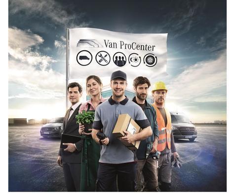 Mercedes-Benz Vans España, inicia el proyecto VanPro adVANce