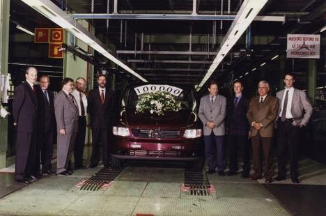 25 años de la primera Mercedes Vito