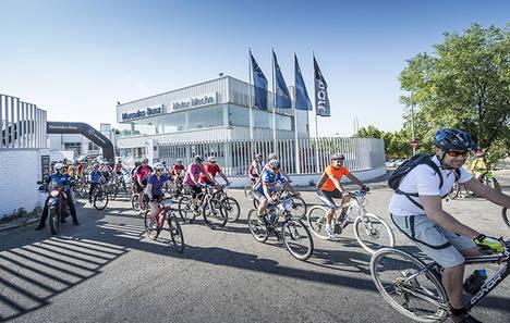 Comienza el Mercedes-Benz Bike Tour 2017