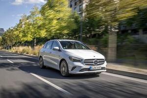 El Mercedes Clase B con EQ Power
