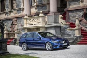 Nuevo Clase C de Mercedes-Benz
