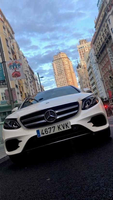 Mercedes Clase E 300 de