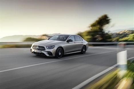 Nueva Clase E de Mercedes