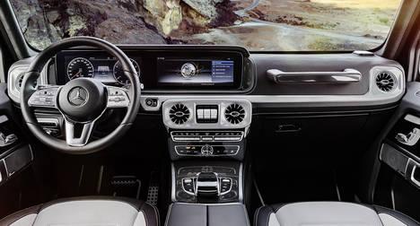 El nuevo Mercedes-Benz Clase G