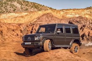 Inicio de pedidos del Clase G 500 de Mercedes