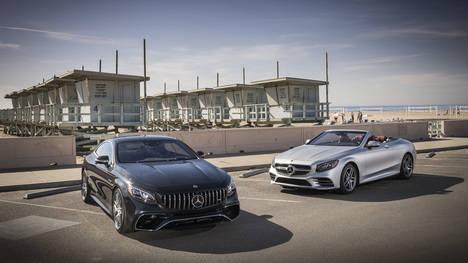Nuevos Mercedes Clase S Coupé y Cabrio