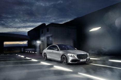 Nueva Clase S de Mercedes-Benz