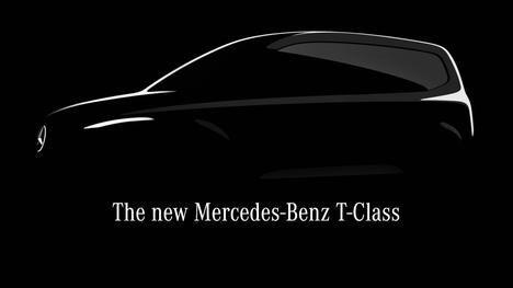 Nueva Clase T de Mercedes-Benz