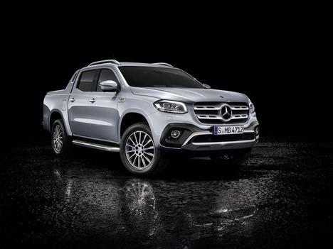 Nuevo Mercedes Clase X con motor V6 y tracción total permanente