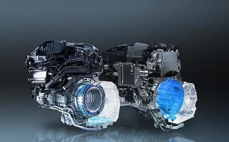 La nueva Clase E de Mercedes con tecnología de hibridación suave de 48 voltios e ISG