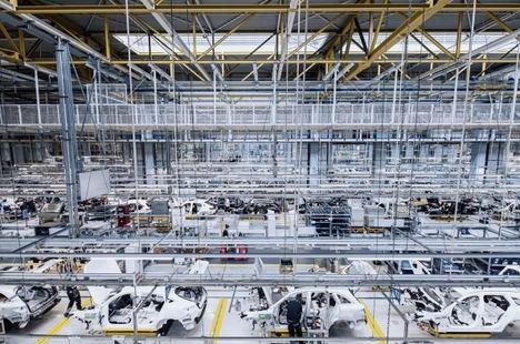 Mercedes consigue un nuevo hito de producción