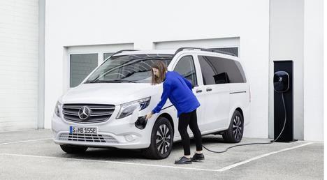 Inicio de ventas de la nueva Mercedes eVito Tourer 2020