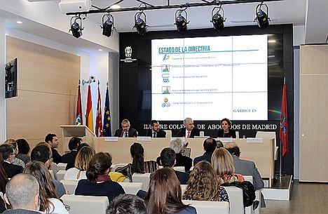 La nueva Ley europea de Copyright a debate en la mesa organizada por Lefebvre-ICAM