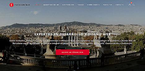 Metacom BCN lanza su nueva web