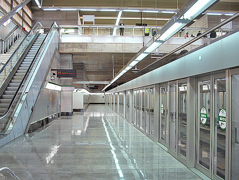 GMV suministrará el nuevo sistema de videovigilancia para Metro de Sevilla