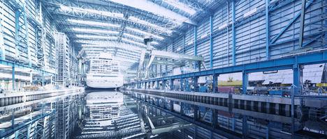 Meyer Werft diseña y construye su primer barco de pasajeros de lujo con la plataforma 3DEXPERIENCE de Dassault Systèmes