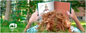 MiCuento acerca a los niños a la lectura, haciéndolos protagonistas de sus propios libros