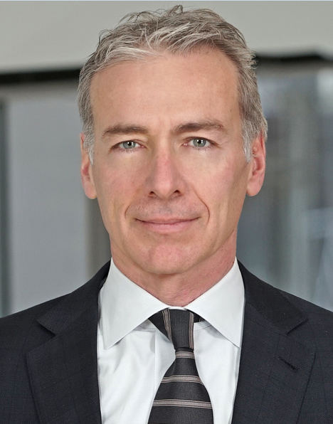 Michael Baldinger, Head of Sustainable Investment and Impact Investing at UBS Asset Management.