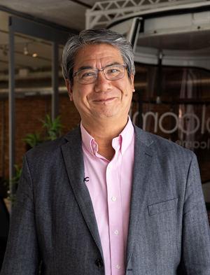 Michael de José, presidente de Idiena.