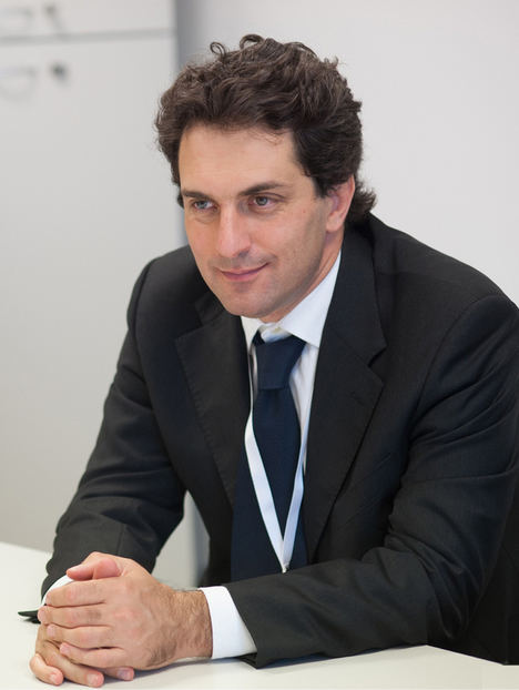 Michele Calabrese, director de CLS iMation.