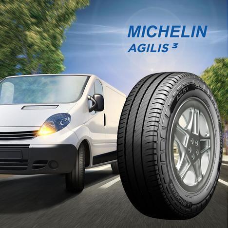 Michelin inicia la comercialización del Agilis 3