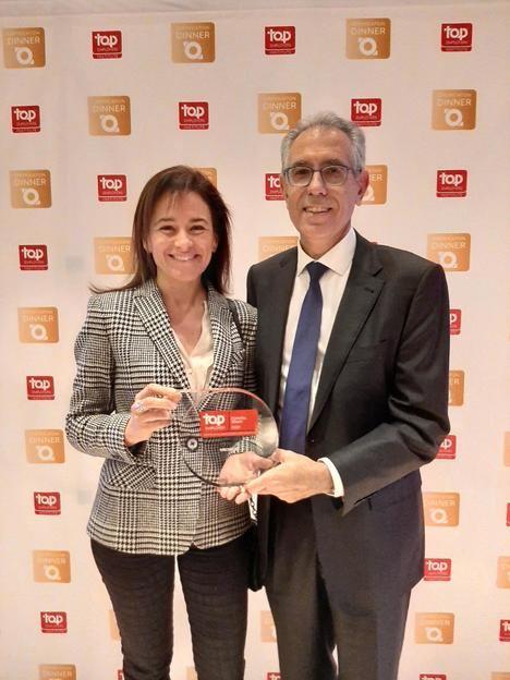 """El Grupo Michelin consigue la certificación de """"Top Employer España 2020"""""""