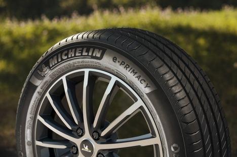Inicio de la comercialización de Michelin e.Primacy