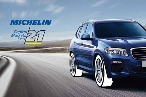 """Presentación estrategia 2030 """"Michelin in Motion"""""""