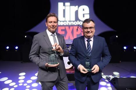 """Michelin recibe el premio al """"Fabricante de Neumáticos del Año"""""""