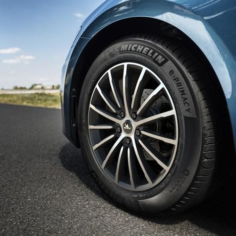 Michelin presenta la nueva gama E.Primacy
