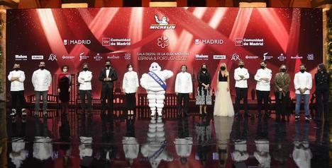 En una gala digital Michelin presentó la Guía de España & Portugal