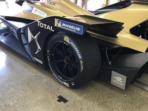 Michelin Pilot Sport protagonista de la nueva temporada de la Fórmula E
