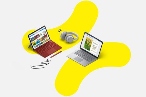 """Microsoft facilita la """"vuelta al cole"""" con descuentos en su familia Surface"""