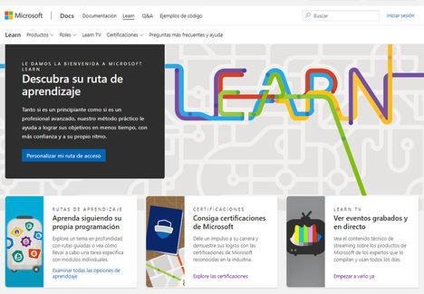 Microsoft ha dado acceso a formación gratuita en habilidades digitales a más de 193.000 personas en España en tres meses