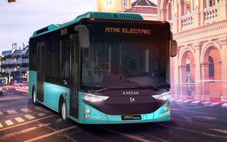 Circontrol y e-busKar realizan con éxito el primer viaje en autobús 100% eléctrico desde Barcelona hasta Madrid