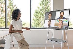 Microsoft anuncia Surface Hub 2S para impulsar el trabajo colaborativo