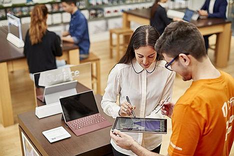 Microsoft en NRF: impulsando un retail más inteligente