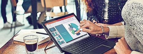 Microsoft introduce nuevas funcionalidades de IA a PowerPoint