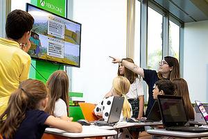 Microsoft mostrará los beneficios del uso de los videojuegos en las aulas para desarrollar las competencias digitales en el EDUGameDay